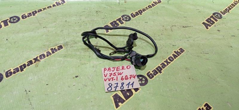 Датчик положения коленвала Mitsubishi Pajero V75W 6G74