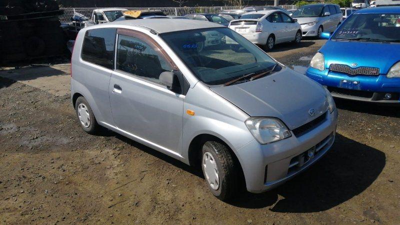 Стекло двери Daihatsu Mira L250V EF-SE 2004 переднее правое