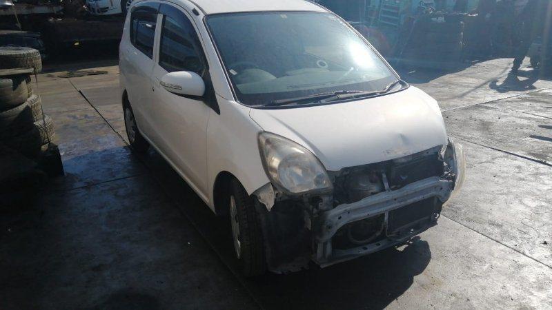 Стекло двери Daihatsu Mira L275S KF-VE 2007 переднее правое