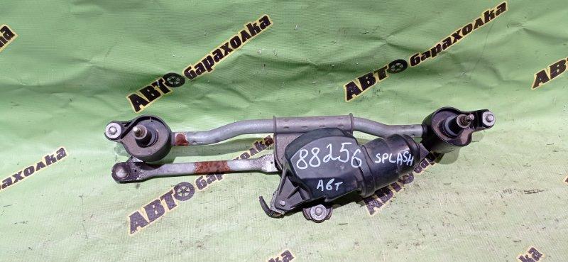 Механизм дворников Suzuki Splash XB32S K12B 2008