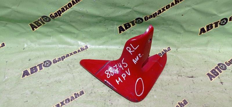 Брызговик Mazda Mpv LW3W L3 2002 задний левый