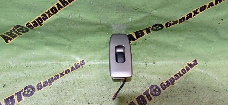 Кнопка стеклоподъемника Mitsubishi Pajero V73W 6G72 2002 задняя правая