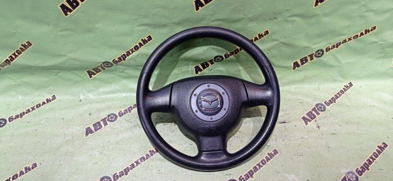 Руль с airbag Mazda Demio DY3W ZJ 2006