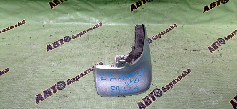 Брызговик Mazda Premacy CP8W FP 2003 задний правый