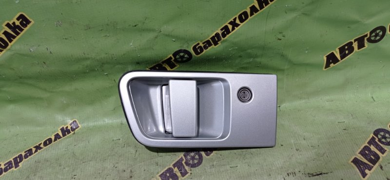 Ручка двери внешняя Nissan Elgrand ALE50 задняя левая