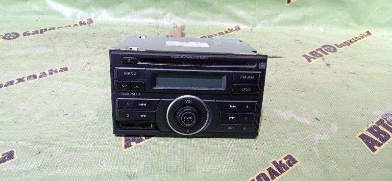 Магнитофон Nissan Tiida C11 HR15 2006