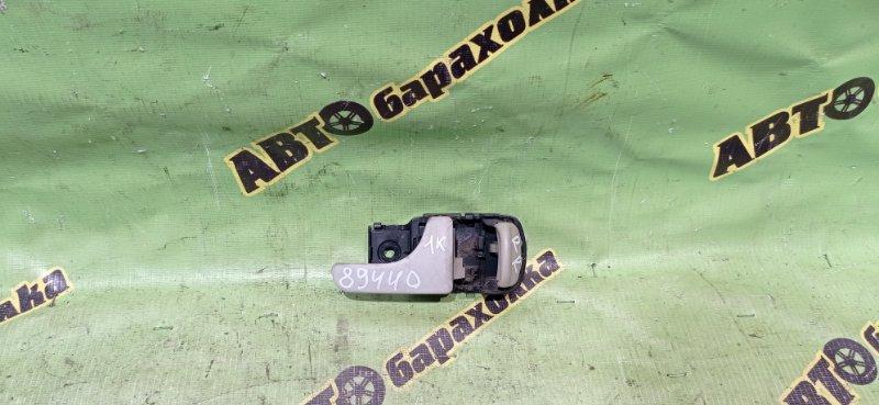 Ручка двери внутренняя Nissan Rasheen RFNB14 GA15(DE) 1995 задняя правая