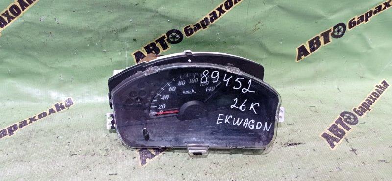 Спидометр Mitsubishi Ek Wagon H81W 3G83 2003