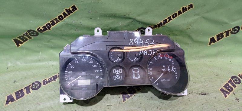 Спидометр Mitsubishi Pajero V73W 6G72 2002