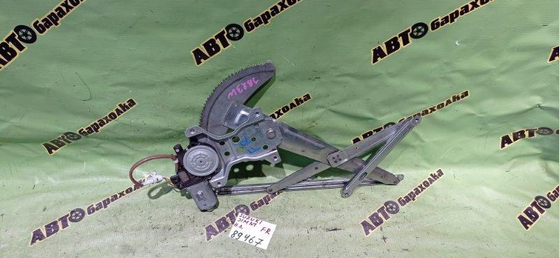 Стеклоподъемник Suzuki Jimny JB23W K6A передний правый