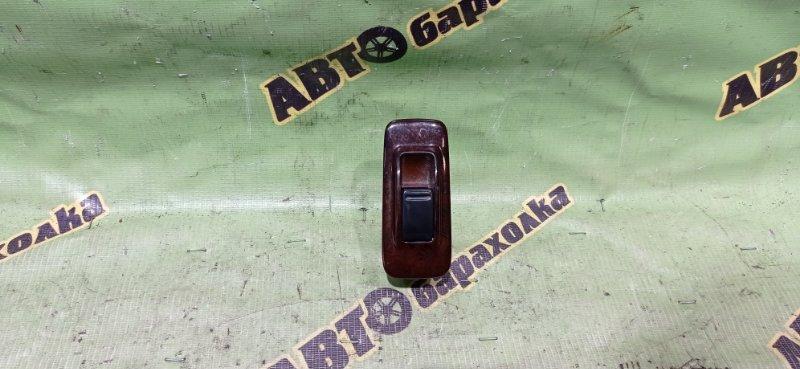 Кнопка стеклоподъемника Nissan Stagea WGC34 RB25DE 2000 передняя левая