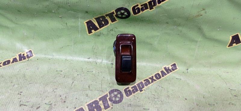 Кнопка стеклоподъемника Nissan Stagea WGC34 RB25DE 2000 задняя правая