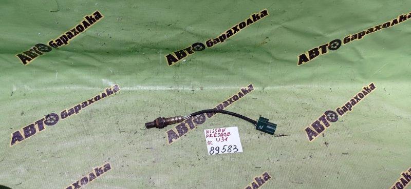 Лямбда-зонд Nissan Presage U31 QR25