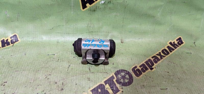 Цилиндр тормозной Mazda Demio DY3W ZJ задний