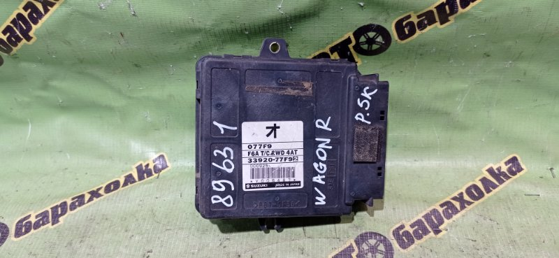 Блок efi Suzuki Wagon R MC11S F6A 2000