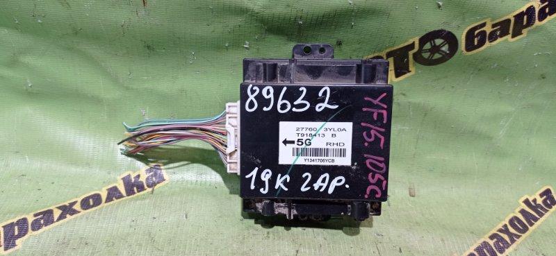 Электронный блок Nissan Juke YF15 HR15 2014