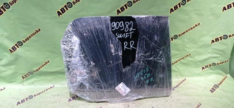 Стекло двери Suzuki Swift HT51S M13A 2003 заднее правое