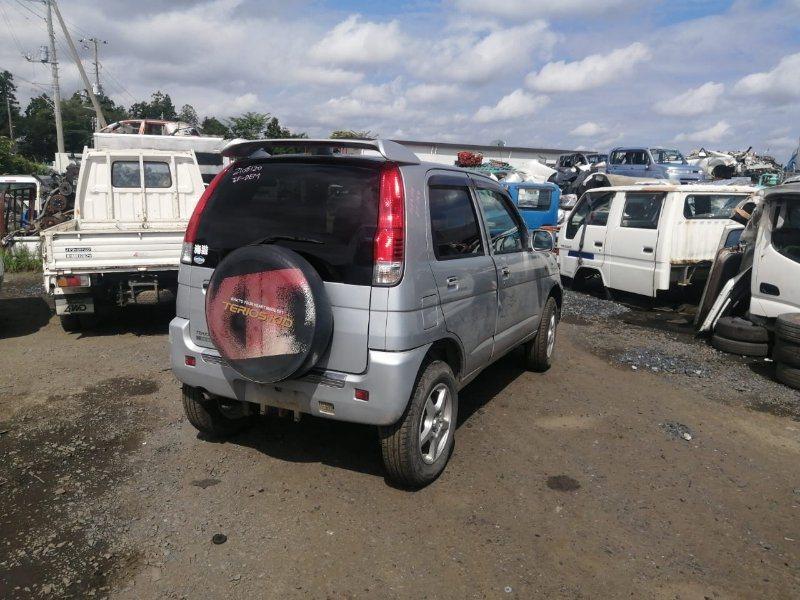 Спойлер Daihatsu Terios Kid J111G EF-DEM 2006 задний