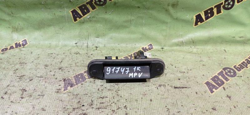 Ручка задней двери Mazda Mpv LW5W GY 2000 задняя