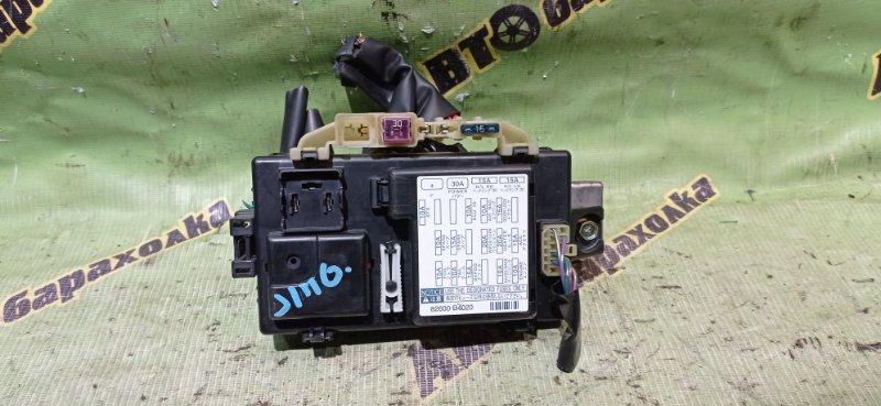 Блок предохранителей Daihatsu Terios Kid J111G EF-DEM 2006