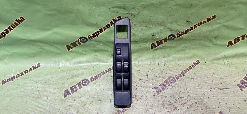 Пульт стеклоподъемника Mitsubishi Pajero Io H76W 4G93 1999 передний правый