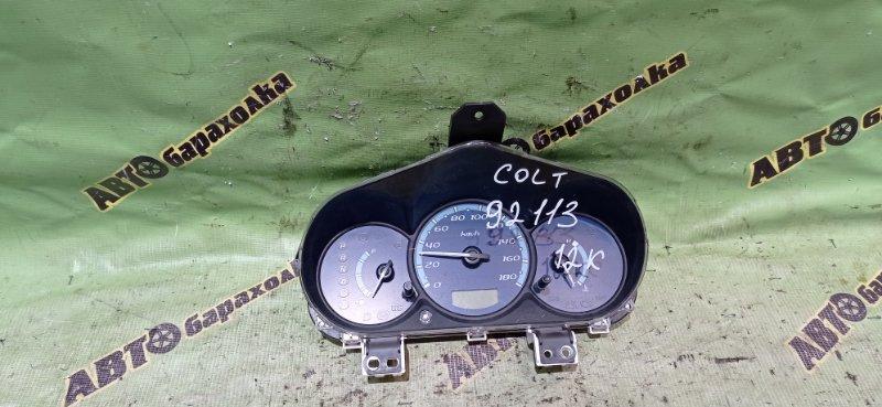 Спидометр Mitsubishi Colt Z21A 4A90 2005