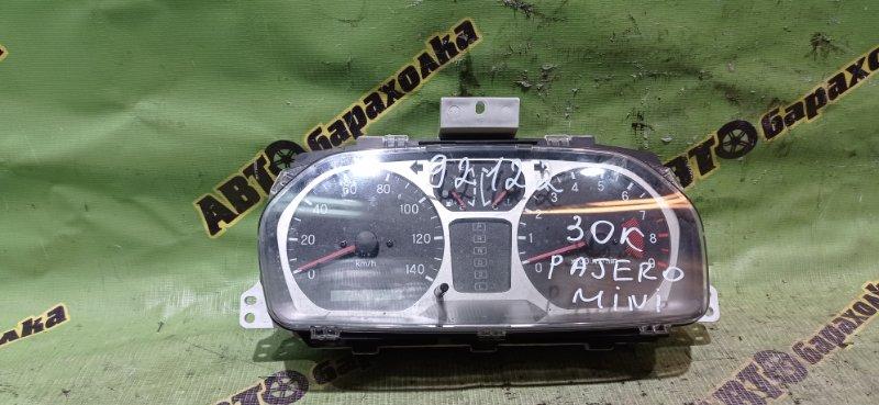 Спидометр Mitsubishi Pajero Mini H53A 4A30 2002