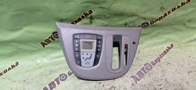 Климат-контроль Daihatsu Mira E:s LA300S KF-VE3 2012