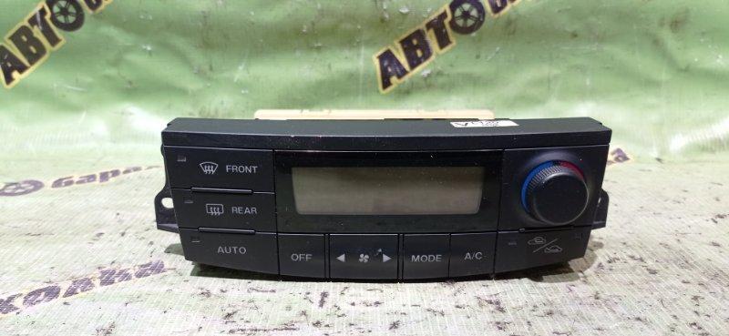 Климат-контроль Mazda Mpv LW3W L3 2002