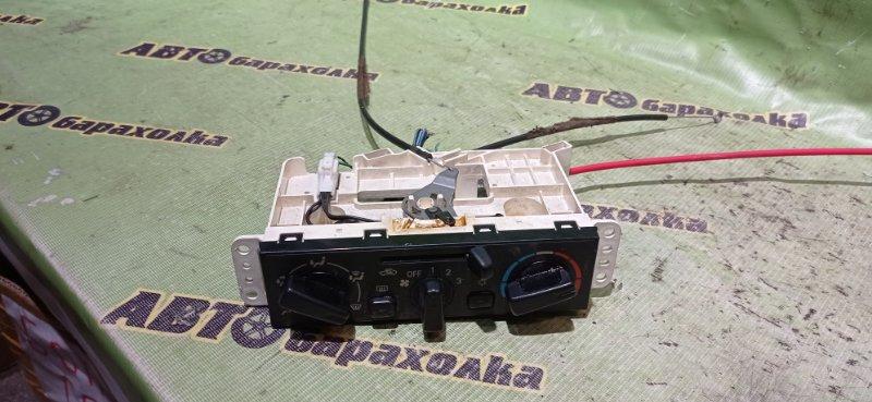 Климат-контроль Mitsubishi Pajero Mini H53A 4A30 2002