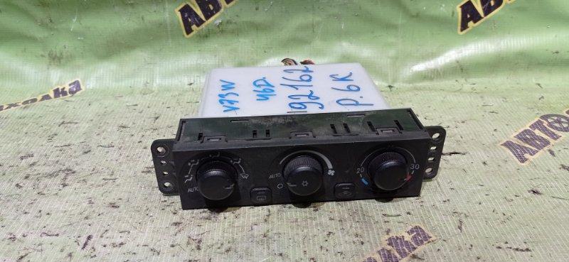 Климат-контроль Mitsubishi Pajero V73W 6G72 2002