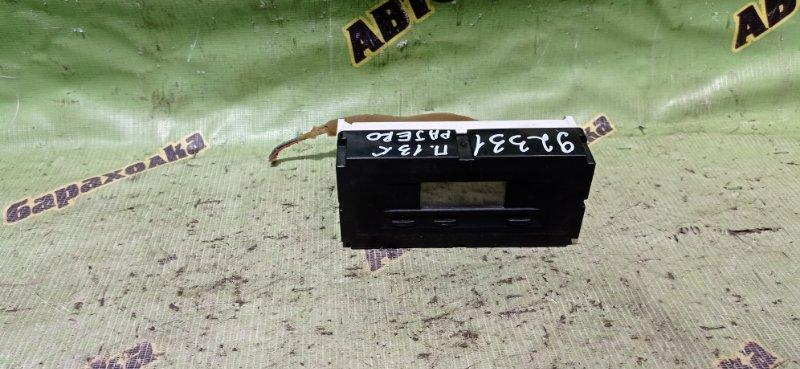 Часы Mitsubishi Pajero Io H76W 4G93 1999