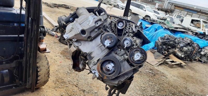 Двигатель Nissan Cube YZ11 HR15