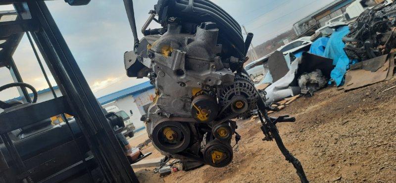 Двигатель Nissan Note E11 HR15