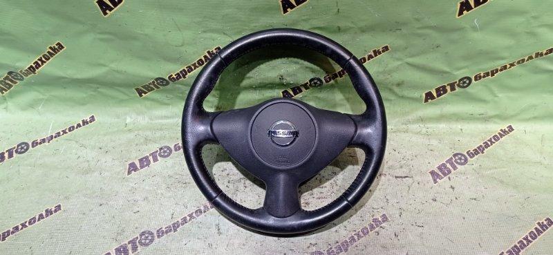 Руль с airbag Nissan Juke YF15 HR15 2014