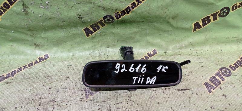 Зеркало заднего вида Nissan Tiida C11 HR15 2004
