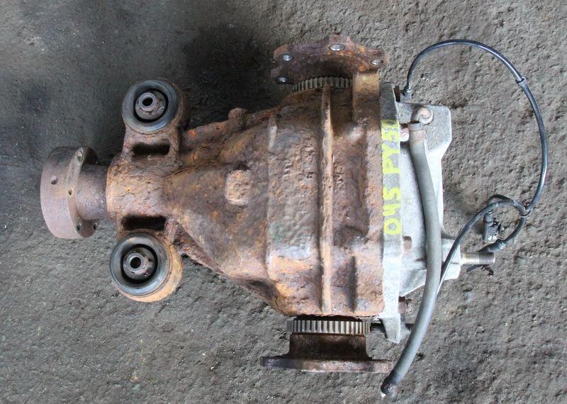 Редуктор Nissan Fuga PY50 VQ35DE 2004 задний (б/у)