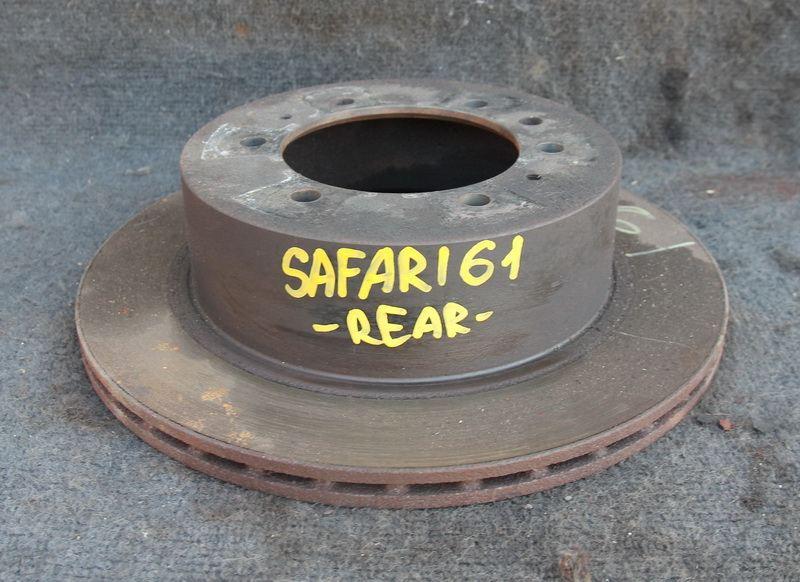 Тормозной диск Nissan Safari WGY61 TB45E задний правый (б/у)