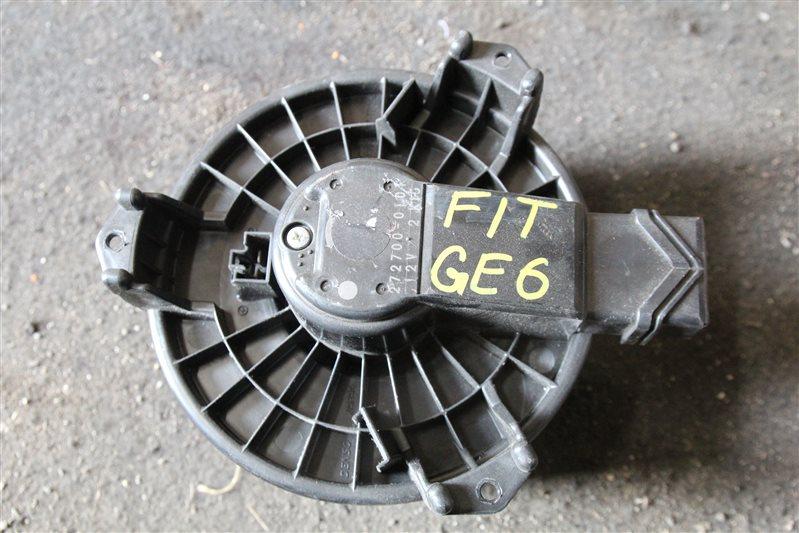 Мотор печки Honda Fit GE6 L13A передний (б/у)