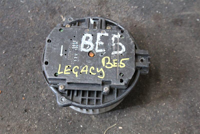 Мотор печки Subaru Legacy BE5 EJ20 передний (б/у)