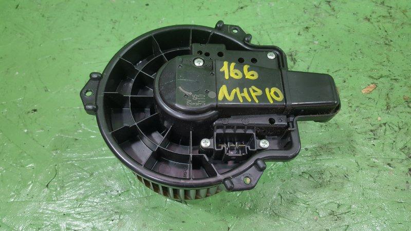 Мотор печки Toyota Aqua NHP10 1NZFXE 2013 (б/у)