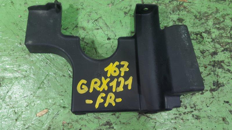 Защита двигателя Toyota Mark X GRX121 3GRFSE 2005 передняя правая (б/у)