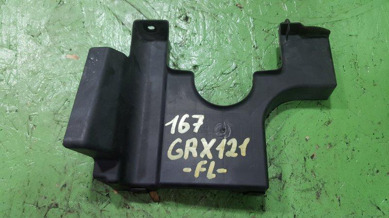 Защита двигателя Toyota Mark X GRX121 3GRFSE 2005 передняя левая (б/у)