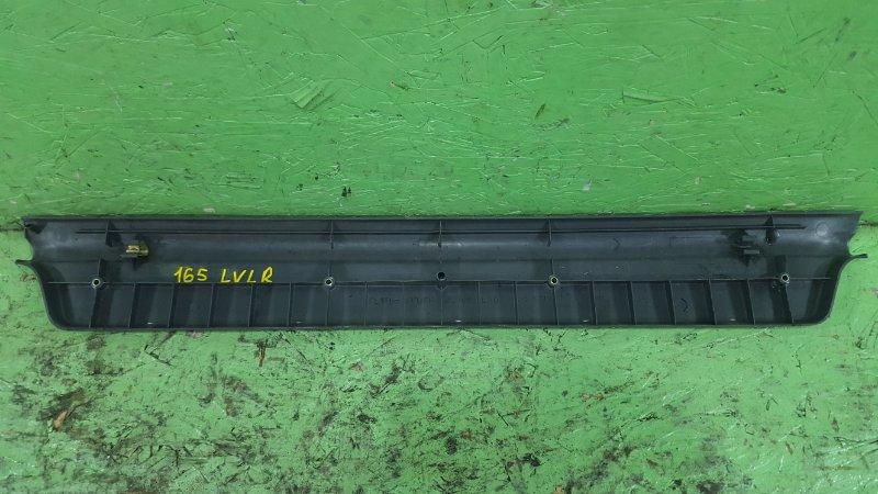 Накладка замка багажника Mazda Mpv LVLR WLT 1996 (б/у)