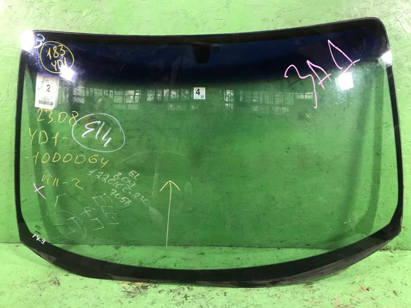 Стекло лобовое Honda Mdx YD1 J35A 2003 (б/у)