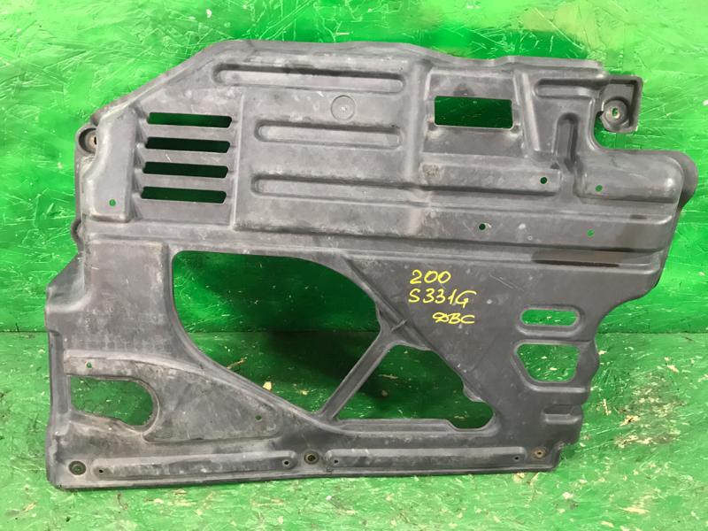 Защита двигателя Daihatsu Atrai S331G KFDET 2007 (б/у)