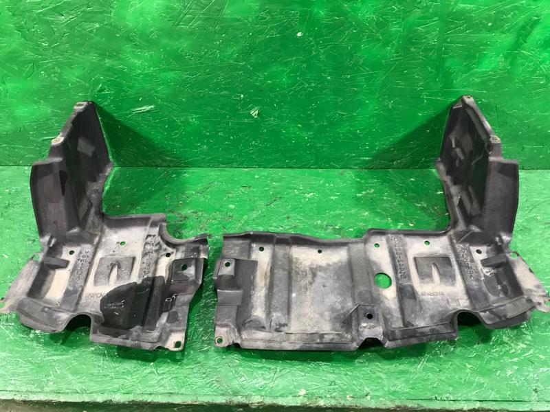 Защита двигателя Toyota Aqua NHP10 1NZFXE 2012 (б/у)
