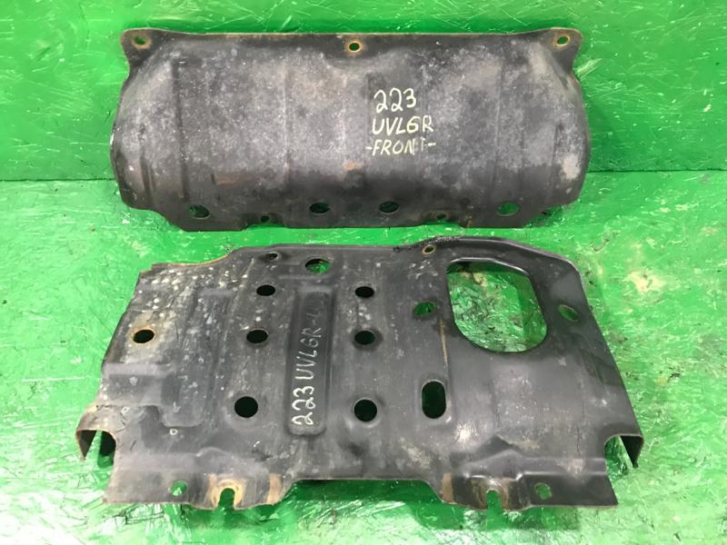 Защита двигателя Mazda Proceed Marvie UVL6R WLT 1996 (б/у)