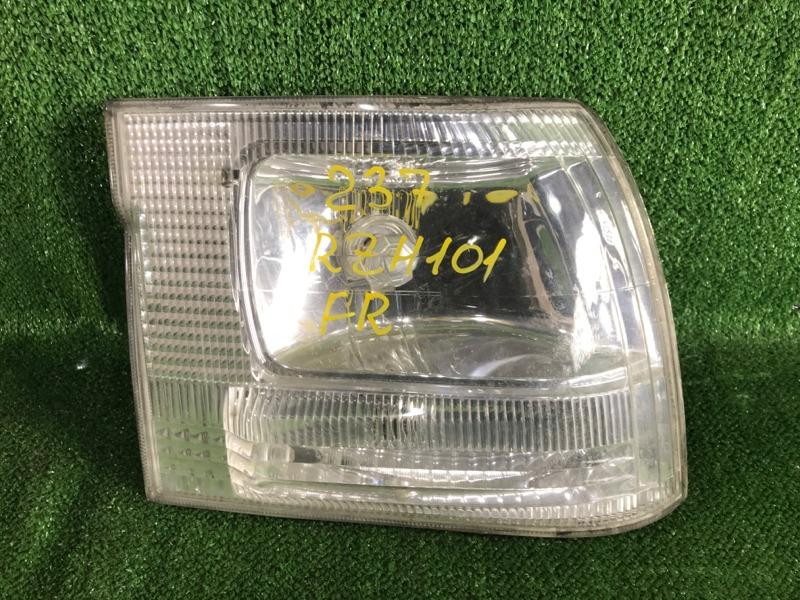 Габарит Toyota Hiace RZH101 2RZE 2001 передний правый (б/у)