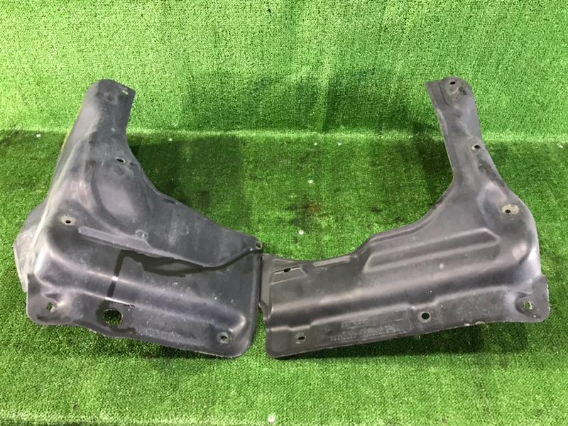 Защита двигателя Toyota Corolla Fielder ZZE122 1ZZFE 2001 (б/у)